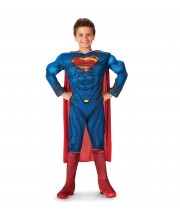DISFRAZ DE SUPERMAN HOMBRE DE HIERRO
