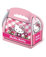 CAJITA HELLO KITTY PINK