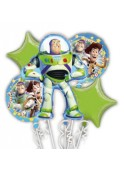 BOUQUET DE GLOBOS BUZZ LIGHTYEAR
