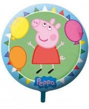 GLOBO DE HELIO PEPPA PIG