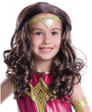 PELUCA WONDER WOMAN INFANTIL