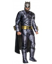 DISFRAZ DE BATMAN BLINDADO DELUXE BATMAN VS SUPERMAN