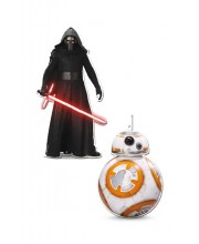 STAR WARS FIGURA MINI 2 UNIDADES 30cm.