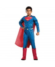 DISFRAZ DE SUPERMAN PREMIUM