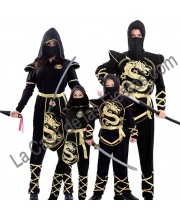 DISFRACES EN GRUPO NINJA DRAGON