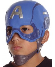 MASCARA CAPITAN AMERICA LATEX INFANTIL