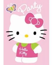 INVITACIONES HELLO KITTY 8 UNIDADES
