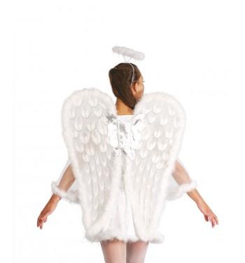 ALAS ANGEL BLANCAS