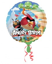 GLOBO DE HELIO ANGRY BIRDS