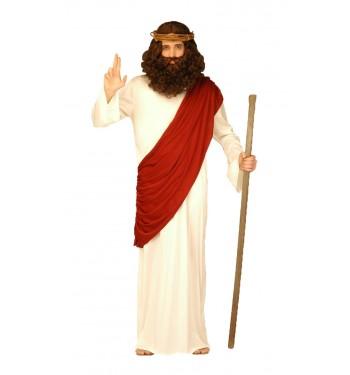 TUNICA JESUS CON CORONA