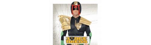 Disfraces Juez Dredd