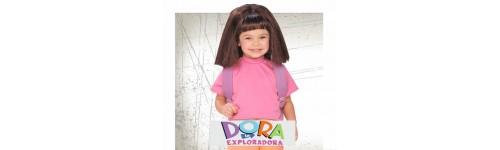 Disfraces Dora La Exploradora