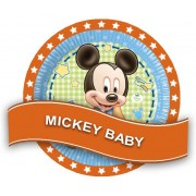 Cumpleaños Mickey Baby