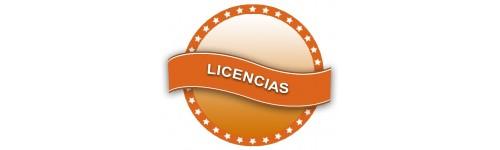 Globos de Licencias Latex