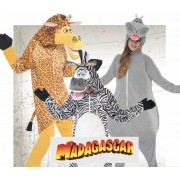 Disfraces Madagascar