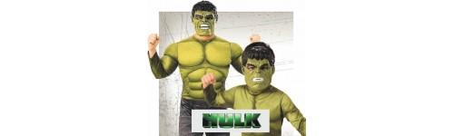 Disfraces Hulk