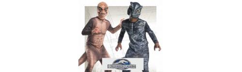 Disfraces Jurassic World