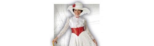 Disfraces de Mary Poppins