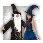 Disfraces de Brujas y Magos