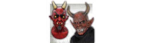 Máscaras de Demonios