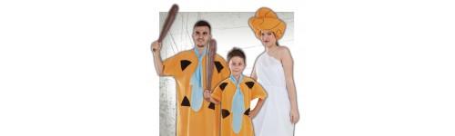 Disfraces de Trogloditas y Cavernicolas para Comparsas