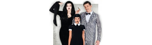 Disfraz en grupo Halloween