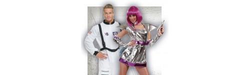 Disfraces de Astronautas y Marcianos
