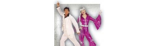 Disfraces de Años 70 y Disfraces Disco