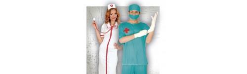 Disfraces de Médicos y Enfermeras