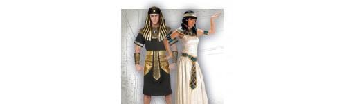Disfraces de Egipcios