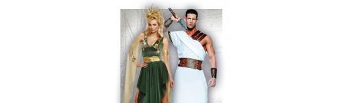 Disfraces de Griegos