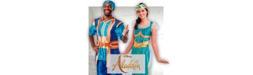 Disfraces Aladdin