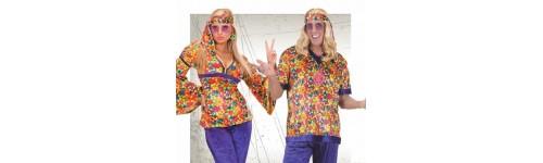Disfraces Hippies, Años 50, 60, 70 Y 80