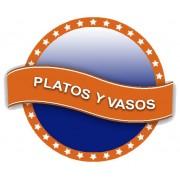 Platos, Vasos Y Desechables