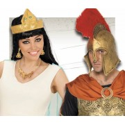 Egipcios, Romanos Y Griegos