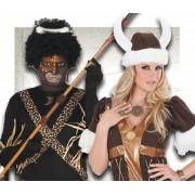 Vikingos, Canival y Trogloditas