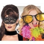 Pestañas-Gafas-Antifaces