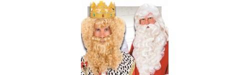 Pelucas De Navidad