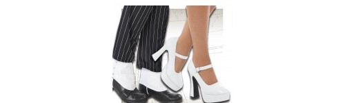 Zapatos-Botas-Cubrezapatos