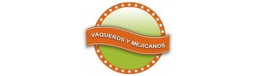 Vaqueros Y Mejicanos