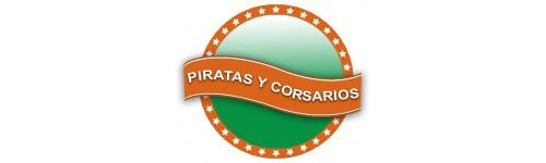 Piratas Y Corsarios