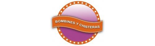 Bombines Y Chisteras