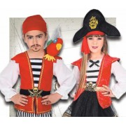 Disfraces De Piratas Niños