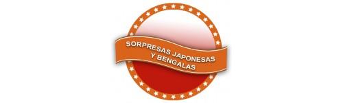 Sorpresas Japonesas Y Bengalas