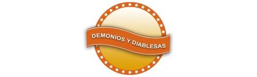 Complementos De Demonio Y Diablesas