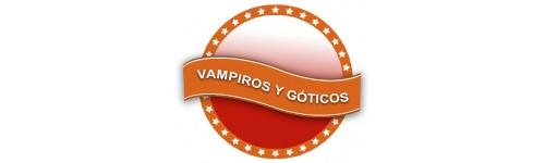 Complementos De Vampiros Y Góticas