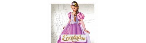 Disfraces Disney Enredados