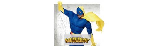 Disfraces Bananaman