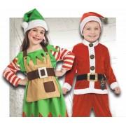 Disfraces Niños Navidad